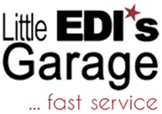 Little Edi's Garage - Logo